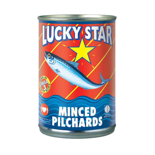 lucky star mince pilchards